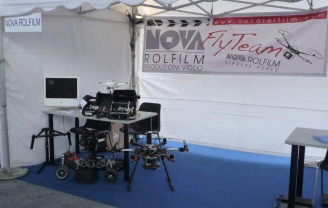 Nova RolFilm Kappa Drone Festival