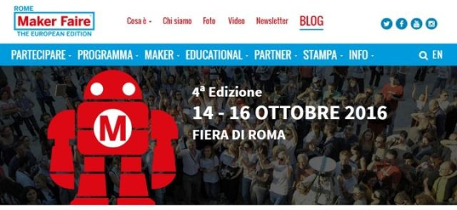 MyDronJob Roma Maker Faire