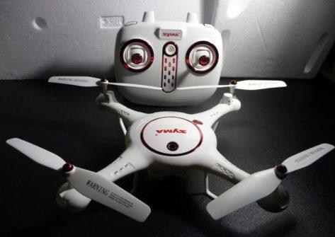 Recensione Syma X5UC-droni con camera-droni economici-droni per principianti-gearbest-promo-unboxing