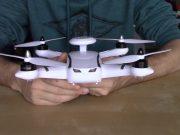Unboxing AoSenMa CGO35 Drone con funzione GPS e Camera in HD fpv