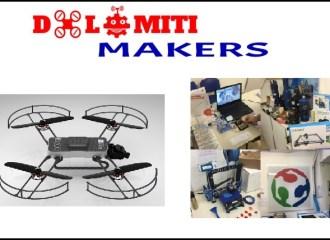 dolomiti makers-fablab belluno-dolomiti concept-eventi droni