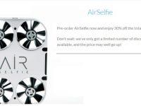 recensione AirSelfie-air selfie pre-order-ordina-selfie-caratteristiche-tecniche-unboxing.droni per selfie