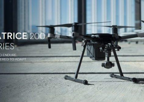 recensione dji matrice 200-droni professionali-droni 2017-matrice 100-specifiche tecniche matrice 200