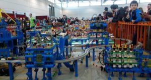Model Expo Italy 2017-fiera di verona-lego