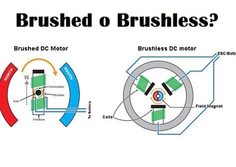 differenza motori brushed e brushless-cos'è un motore brushed-cos'è un motore brushless