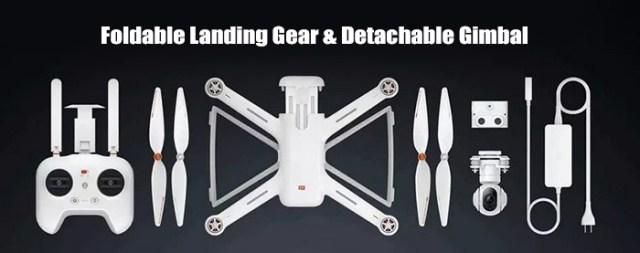 recensione xiaomi mi drone 4k-toptop droni