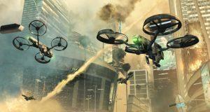 drone war game 2017-droni vicenza-droni studenti vicenza