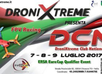 dronixtreme club national 2017-qualificazioni ersa euro cup-drone racing italia-drone racing piemonte