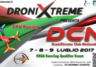 dronixtreme club national 2017-qualificazioni ersa euro cup-drone racing italia-drone racing piemonte