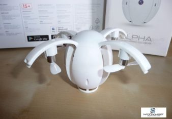 Recensione Kai Deng K130 ALPHA - drone uovo rcmoment-droni giocattolo-droni kai deng