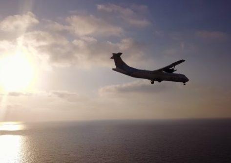 ripresa aero drone mavic Niv Stobenzki