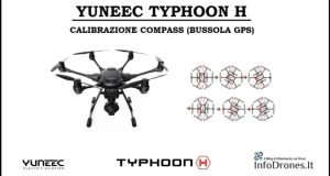 calibrazione compass typhoon h-calibrazione gps typhoon h-quando calibrare bussola-come calibrare bussola-come calibrare gps-quando calibrare gps