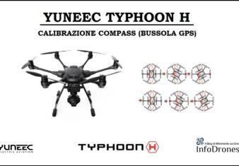 calibrazione compass typhoon h-calibrazione gps typhoon h-quando calibrare bussola-come calibrare bussola-come calibrare gps-quando calibrare gps