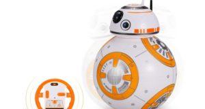 recensione spero bb8 tomtop- drone bb8-giocattolo sphero bb8