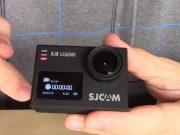 SJCam SJ6 Legend recensione-action cam migliore-sj6 legend action cam