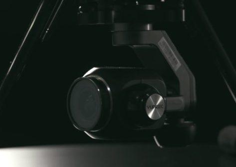 video camera e90 yuneec typhoon h520