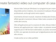 Movavi Video Suite-programma per creare video gratis