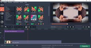 Movavi Video suite Filtri