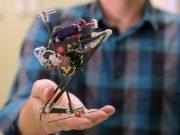 Robot SALTO-robot in grado di saltare
