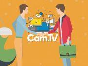 Cam.TV -social per video-talent network