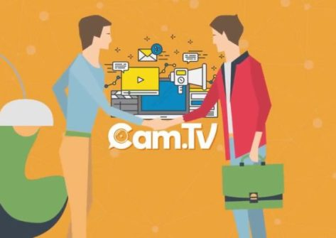 Cam.TV -social per video-talent network