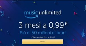 cos'è Amazon music unlimited-servizio di musica digitale