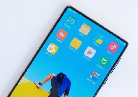 Smartphone Borderless-schermo senza bordi-cellulare tutto schermo