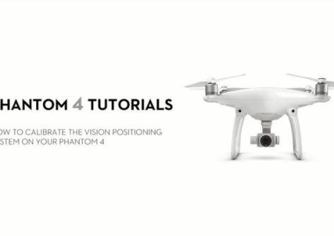 Come calibrare i sensori del DJI Phantom 4
