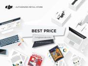 DJI Store best prize