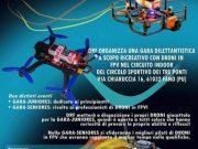 DRF - GARA TRA DRONI fano