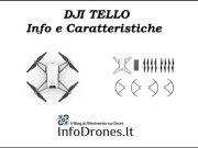 video youtube DJI Tello info e caratteristiche