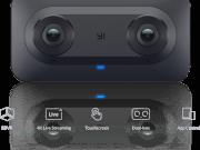 Action Cam Yi Horizon VR360