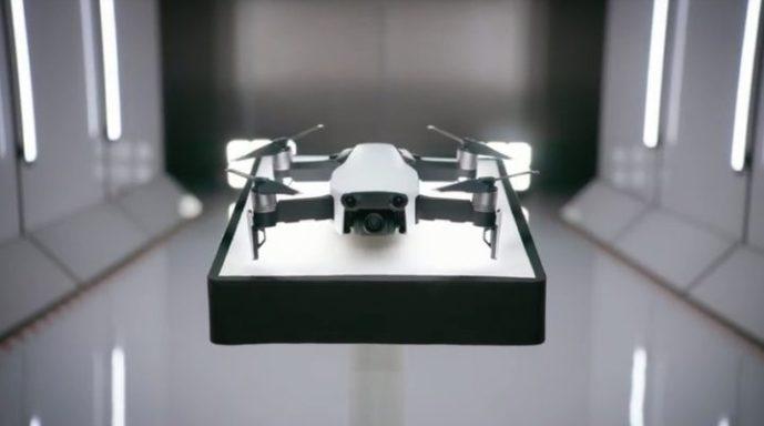 Presentazione del drone DJI Mavic Air