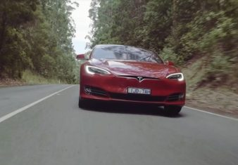 Tesla Model S Greatest Drive