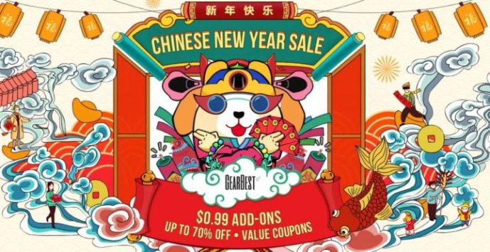 coupon gearbest capodanno cinese