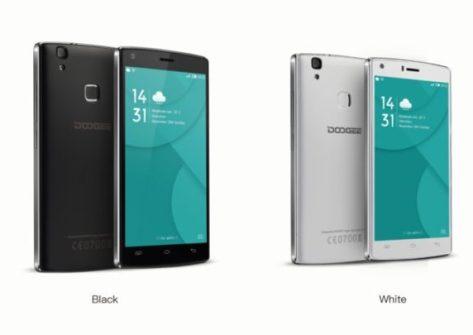 smartphone doogee x5 amazon