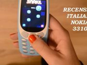 recensione nokia 3310 video youtube