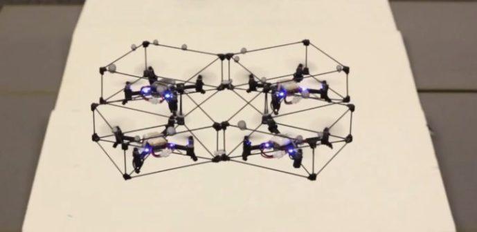 università Pennsylvania droni assemblati