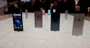 nuovo smartphone sony xperia xz2 amazon