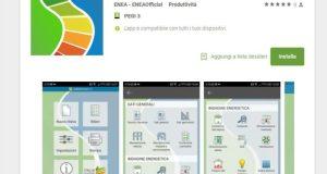 app safeschool 4.0-calcola consumi casa