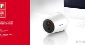 d-link videocamera DCS-1820LM if Design Award
