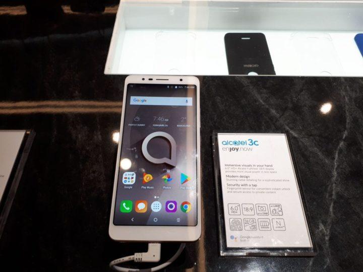 nuovo smartphone alcatel 3c amazon