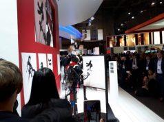 video Robot 5G mobile world congress