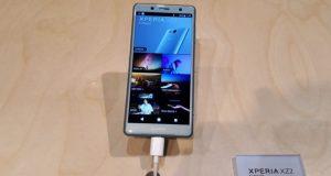 nuovo smartphone sony xperia xz2 compact amazon
