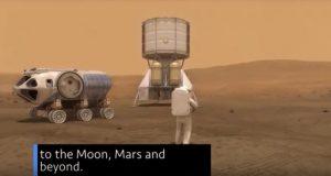 Tour virtuale della Luna NASA