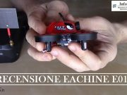 Video recensione eachine e013 fpv banggood
