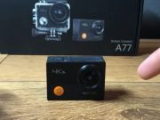 action cam Apeman 4k recensione video