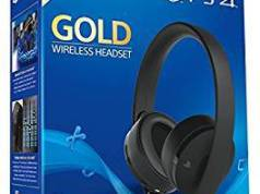 cuffie wireless oro ps4