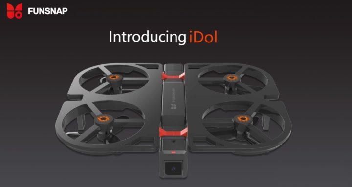 Funsnap Idol Drone immagini