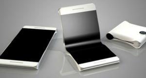 Smartphone pieghevole Samsung